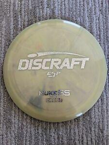 Discraft Nuke SS ESP Plastic 173-174g