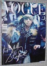 ITALIAN VOGUE Magazine, Steven Meisel, Kristen Stewart, Richard Burbridge