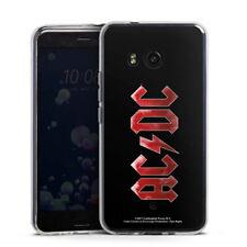 HTC U11 Silikon Hülle Case - ACDC Origin