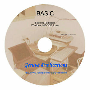 Software - BASIC interpreter, compiler collection
