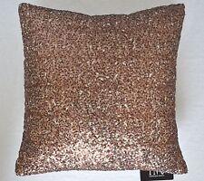 INC International Concepts Confetti Paprika Paillette Square Decorative Pillow
