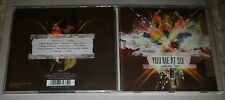 You Me At Six - Hold Me Down - UK CD - 2010