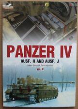 Panzerkampfwagen IV Ausf. H and Ausf. J. vol. II - Fotosniper 3D Kagero
