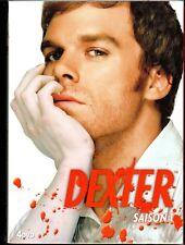 DVD Dexter - Saison 1 - Coffret 4 DVD   Serie TV   Lemaus