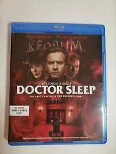 DOCTOR SLEEP (Blu-ray+DVD no slipcover, No Digital) Like New