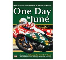 ONE DAY IN JUNE DVD Mike Hailwood's 1978 Return to the Isle of Man TT - Duke New