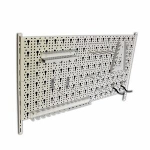 Garage Wall Tool Rack Storage Shelving Organizer Shelves Stand