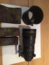 Nikon Nikkor AF-S G IF-ED II 300mm F/2.8G II VR II G SWM AF-S VR IF N A/M M/A ED