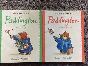 Paddington the Artist/Paddington At The Palace by Michael Bond (Paperback, 2007)