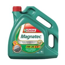 4L Engine Oil 4 Litres 5W30 C3 Fully Synthetic GM dexos2 Spec - Castrol Magnatec