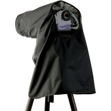 Ruggard Fabric Camera Rain Cover (Black)