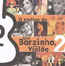 NEW - O Melhor De Um Barzinho Um Violao 2 by Various Artists