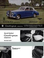 Rolls Royce 1962 - Rolls Royce Silver Cloud III & Bentley S '3' (Countryman Adap