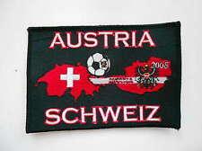 EM Aufnäher Österreich - Schweiz 2008