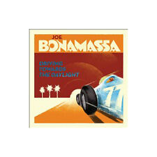 Driving Towards the Daylight by Joe Bonamassa (J&R Adventures) New!