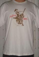 MODE vintage biker/'s T-shirt taille XXL homme RUMBLE 59 TEE SHIRT blanc