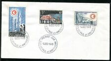 TAAF 1963 28-30 auf FDC sehr schön 245€(D5647