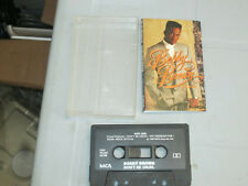 Bobby Brown - Don't be Cruel (Cassette, Tape) Working Tested