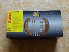 Satz Bremsbacken Radbremszylinder hinten RENAULT 9 Bosch 0204113535