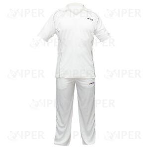 Cricket Shirt Cricket Trousers Full Kit Clothing Whites Men Bottom Top