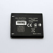 """New"" OEM Alcatel CAB3120000C1 510A OT-800 OT-880a OT-710D 768T Original Battery"