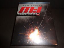 MISSION IMPOSSIBLE EXTREME BLU-RAY TRILOGY-IMF Agent Tom Cruise faces danger