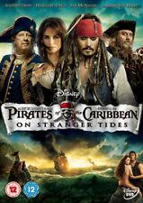 Pirates of the Caribbean: On Stranger Tides DVD (2011) Johnny Depp