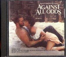 AGAINST ALL ODDS (OST) CD Ottime Condizioni