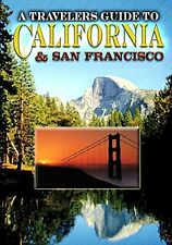 NEW A Travelers Guide To California & San Francisco (DVD)