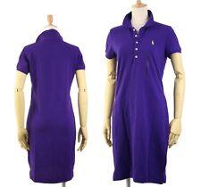 Ralph Lauren Sport Women's Polo Dress in Size Small in Purple