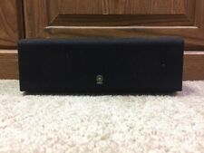 Yamaha NS-AP700BLC Center Channel Speaker