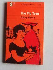 Aubrey Menen THE FIG TREE Penguin 1st 1963 pb