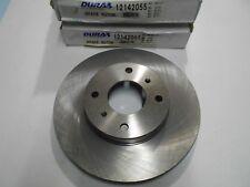 Front Disc Brake Rotor set (2) fits Infiniti G20 98-02 Altima 93-01, Sentra 2.0