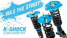 SUBARU FORESTER 08-UP K-SHOCK COILOVER 24 LEVEL DAMPING FULL SET
