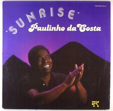"12"" LP - Paulinho Da Costa - Sunrise - F641 - cleaned"