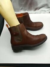 Camper Booties 39 Brown Alicante