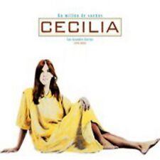 CECILIA - UN MILLON DE SUEÑOS - LOS GRANDES EXITOS 2CDS+DVD [CD]