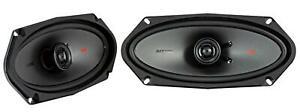 Kicker KSC410 KSC41004 10x25cm 4x10 Zoll 2-Wege-Lautsprecher 150 Watt RMS: 75 Wa