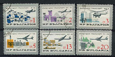 Aviation Used Postage European Stamps