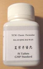 3pks Xia Zi Qing dai Wan Pian para el eczema Acné Psoriasis picor Skin colmenas erupción
