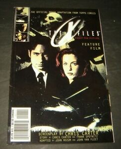 The X-Files - Fight the Future (Feature Film Adaptation) TPB RARE OOP