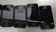 "4x Samsung Galaxy Ace GT-S5830 3.5"" 5MP GSM 3G WiFi UnLocked Smartphones NO BAT"