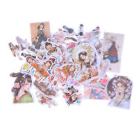 1 Pack Stickers Cartoon Album Scrapbook Diary Photo Letter Sticker Decor Toy RS