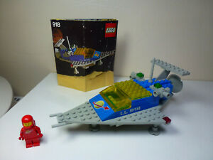 LEGO Classic Space Transport (918) with original instructions