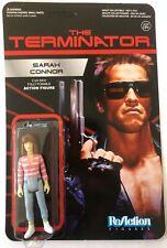 "Funko Reaction Terminator Sarah Connor 3.5"" Action Figure (2013) New"