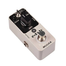 Micro Mooer E-Lady Flanger Effect Pedal True Bypass Classic Analog Flanger Sound