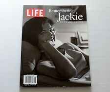 Jackie Kennedy Life Magazine Remembering Jackie 15 Years Later 2009
