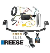 """Reese Trailer Tow Hitch For 14-19 Toyota Corolla Complete w/ Wiring and 2"""" Ball"""