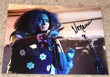 NONAME RAPPER FATIMAH WARNER SIGNED AUTOGRAPH 8x10 PHOTO C NO NAME w/EXACT PROOF