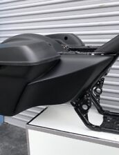 "HARLEY DAVIDSON EXTENDED 4.5"" STRETCHED SIDE PANELS FOR TOURING BIKES 2014-up"